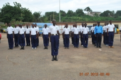 M - Securitas Pass out Ceremony 2012